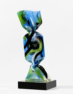Laurence JENKELL - Sculpture-Volume - Bonbon Bora