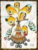 Arnaud GRACIENT - Pintura - Tipi Floral