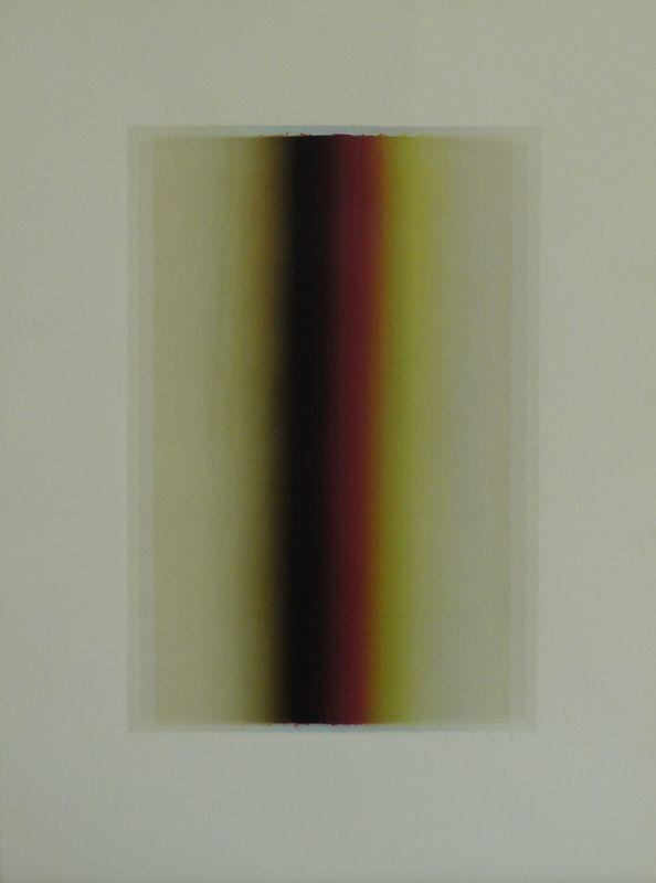 Lothar QUINTE - Print-Multiple - o.T. Vibration