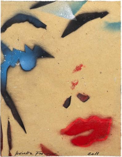 Giosetta FIORONI - Peinture - Ricordo di lei
