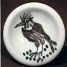 Pablo PICASSO (1881-1973) - Oiseau à la huppe