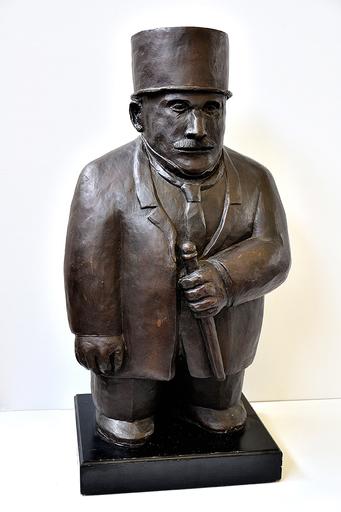 Franz BORGHESE - Sculpture-Volume - Figura