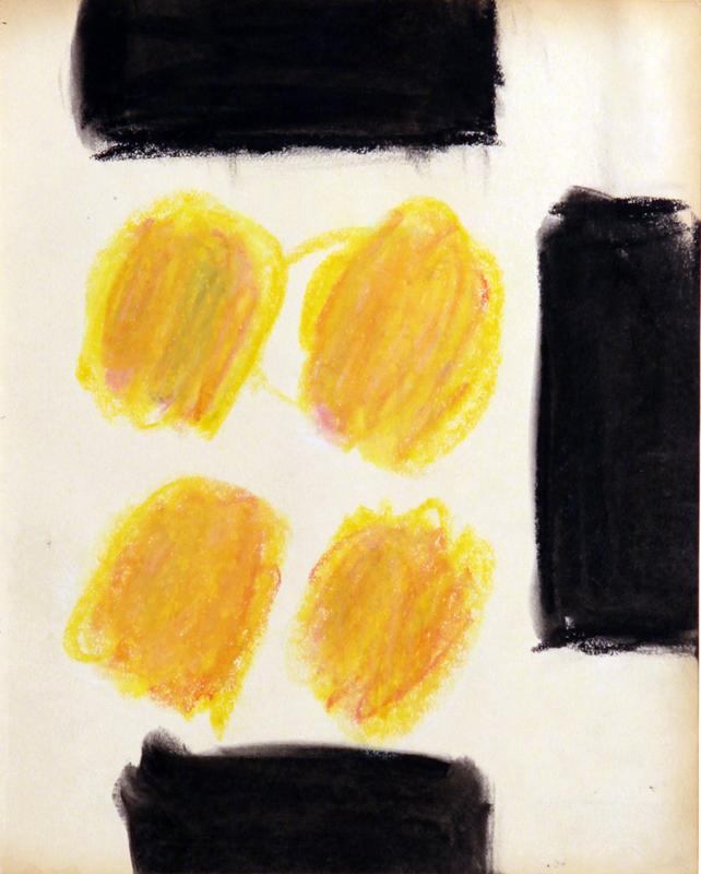 Kimber SMITH - Dibujo Acuarela - Yellow Balls