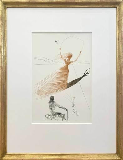 萨尔瓦多·达利 - 版画 - Alice in Wonderland