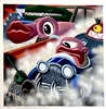 Hervé DI ROSA - Painting - Classic Race