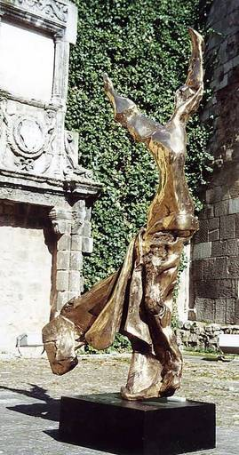 Salvador DALI - Sculpture-Volume - Terpsichore (Muse of the Dance)