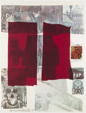 Robert RAUSCHENBERG - Stampa Multiplo - Why You Can't Tell