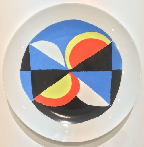 Sonia DELAUNAY - Ceramic - Windsor