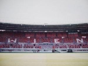 Spencer TUNICK - Fotografia - Austria 8 (Ernst Happel Stadion)