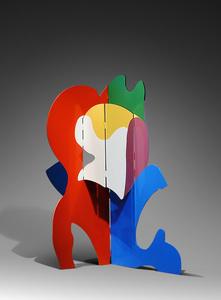 Guy DE ROUGEMONT - Scultura Volume - Sculpture Paravent
