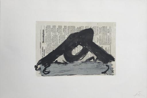 Antoni TAPIES - Print-Multiple - Suite 63 x 90