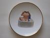 Jeff KOONS - Ceramiche - ASSIETTE SIGNÉE 4500 EX. PORCELAINE 27 CM SIGNED PLATE
