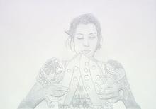 Amparo SARD - Drawing-Watercolor - o.T. (L-012)
