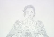 Amparo SARD - Disegno Acquarello - o.T. (L-012)