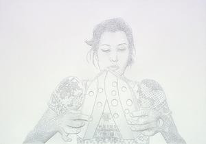 Amparo SARD - Dibujo Acuarela - o.T. (L-012)