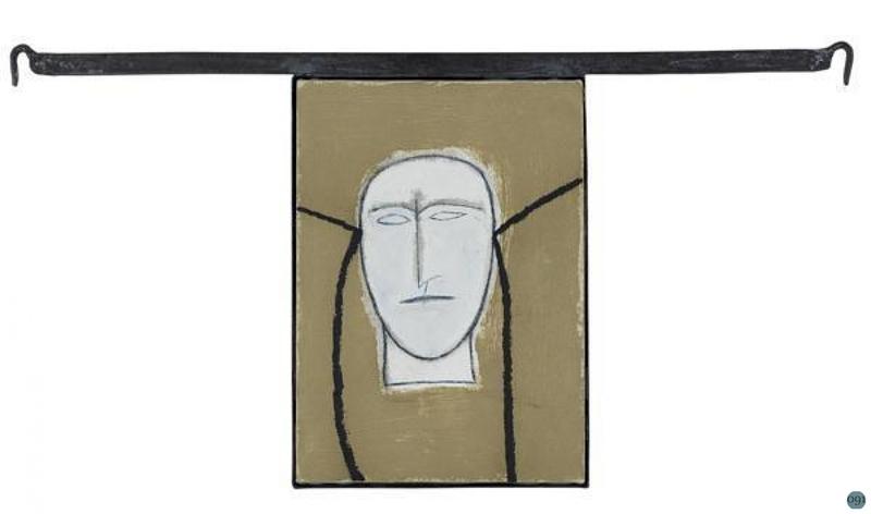Mimmo PALADINO - Gemälde - Primo piano