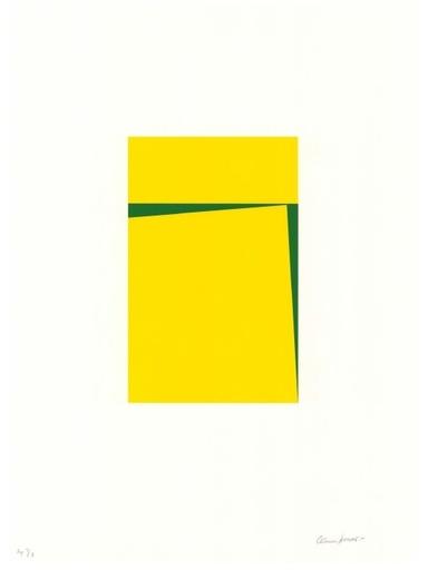 Carmen HERRERA - Print-Multiple - Untitled