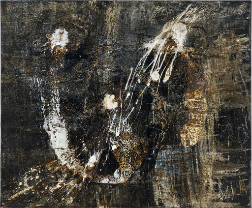 Ursula SCHREGEL - Peinture - Black DOllar TRUMPet day