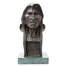 Frederic Sackrider REMINGTON - Sculpture-Volume - The Savage