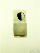 Luc TUYMANS - Estampe-Multiple - Het versluierd beeld