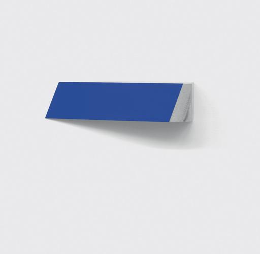 Wolfram ULLRICH - Sculpture-Volume - Basis (ultramarin)