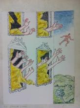 乔治•德•基里科 - 版画 - Le mani misteriose