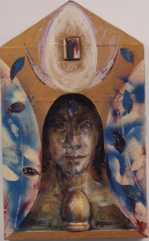 Bruno CECCOBELLI - Gemälde - SO NO