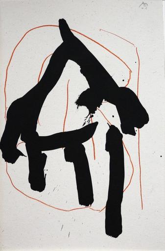 Robert MOTHERWELL - Print-Multiple - Beau Geste I