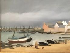 Jean-Claude DONDEL - Pintura - PAYSAGE BRETON