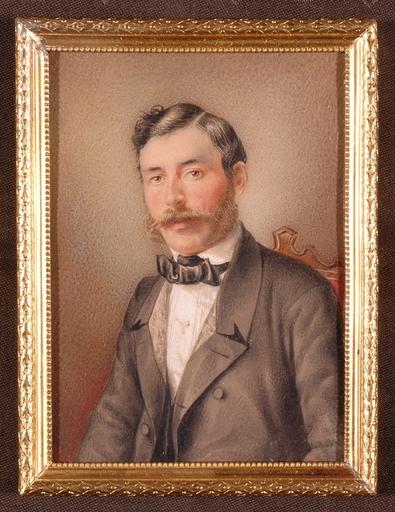 "Johann Zacharias QUAST - Miniature - ""Portrait Miniature"""
