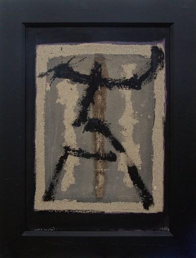 Arturo CARMASSI - Painting - senza titolo