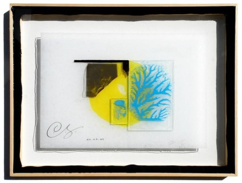 Gérard DELAFOSSE - Peinture - Relecture