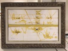 Georges MATHIEU - Peinture - VIZILLES