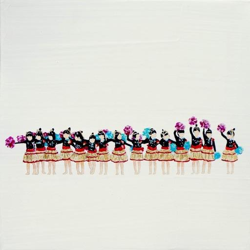 Teppei IKEHILA - Painting - Untitled 12