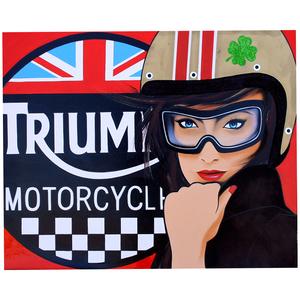 Narcís GIRONELL - Pintura - Triumph