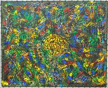 Dario VIEJO - Pintura - ANGEL DE AMOR