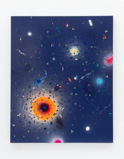Thierry FEUZ - Painting - Mistral VI