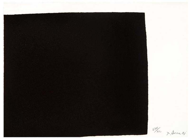 Richard SERRA - Print-Multiple - Leo