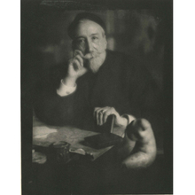 Edward STEICHEN - Fotografia - Anatole France