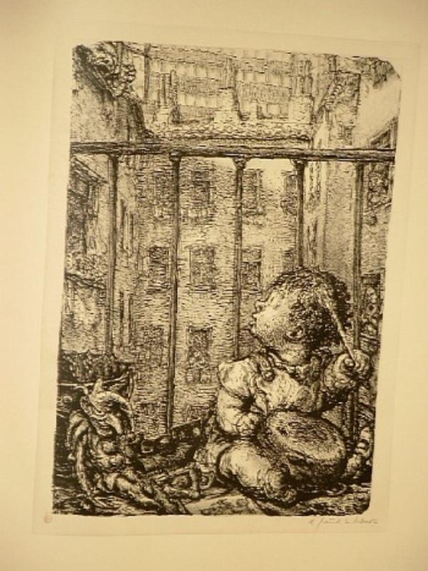 Andreas Paul WEBER - Print-Multiple - Verdammter Lausebengel.