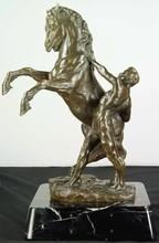 Max II HARDL - Sculpture-Volume - The Horse Tamer