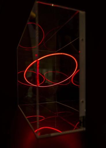 AI Weiwei - Scultura Volume - The Thin Line
