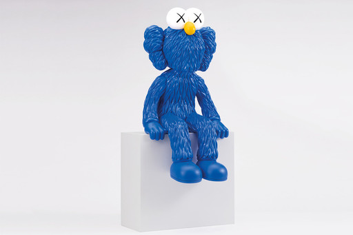 KAWS - Sculpture-Volume - Kaws BFF Seeing lamp