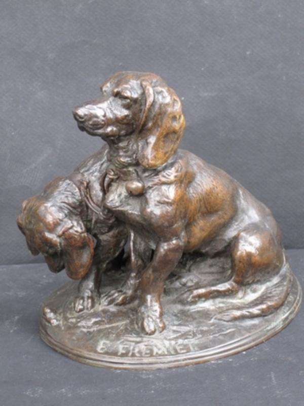 Emmanuel FRÉMIET - Escultura - Ravageot-Ravageode