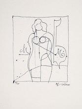 Richard LINDNER - Stampa Multiplo - Marilyn was here 11