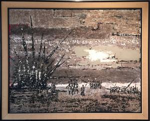 Bernard QUENTIN - Peinture - Bataille