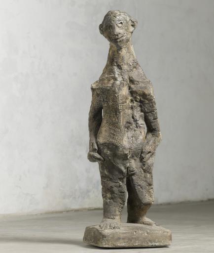 Josef KOSTNER - 雕塑 - Gli ultimi passi