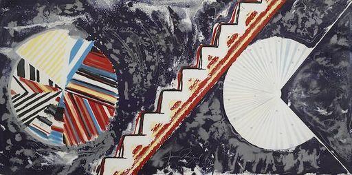 James ROSENQUIST - Print-Multiple - Alphabet Avalanche