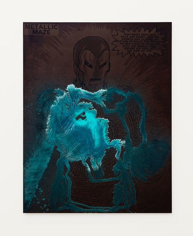 Michael SAILSTORFER - 绘画 - Maze 72