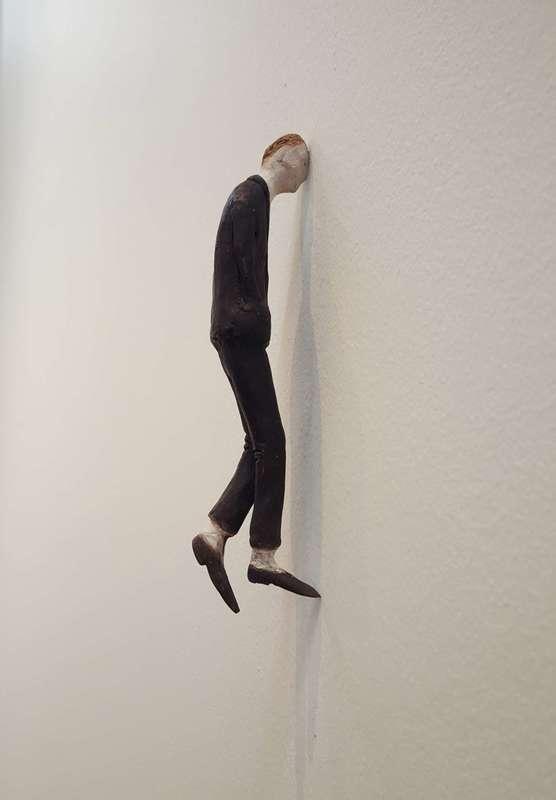 Pino DEODATO - Escultura - Chiodo fisso